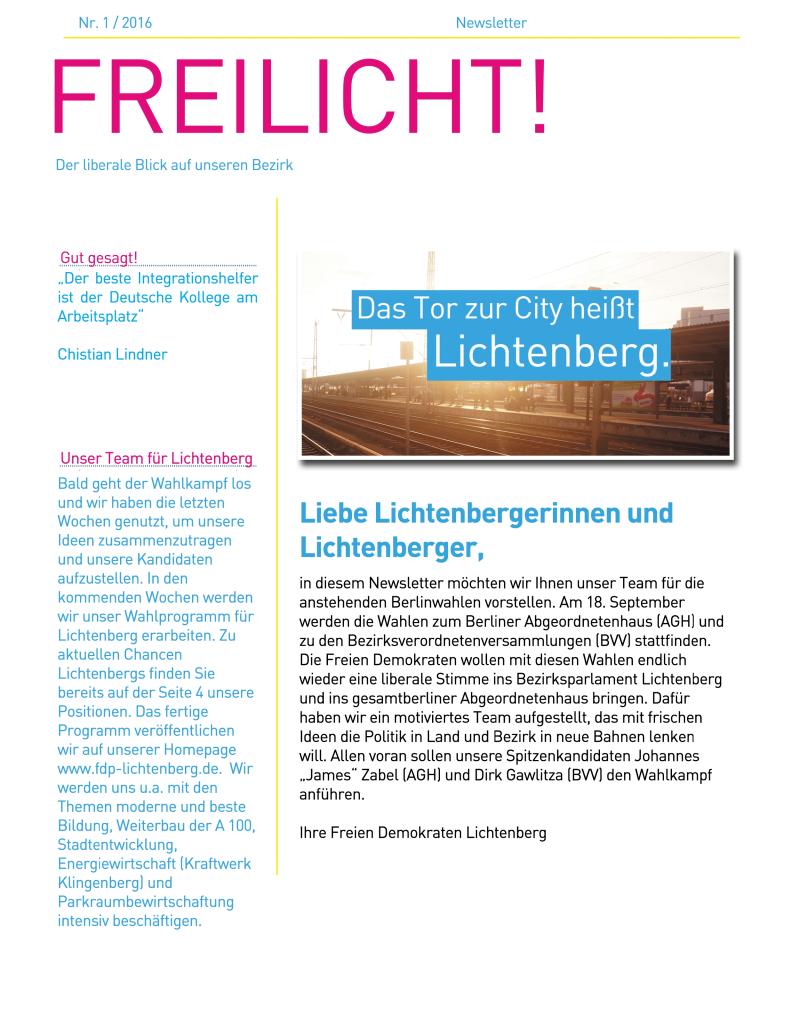 Newsletter FDP Lichtenberg 01_2016_Seite_1